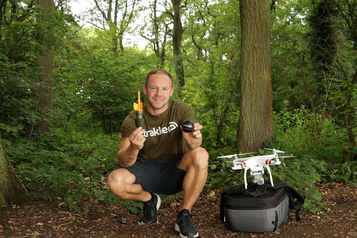 twelvefeetmag Gadget Karpfenangeln 4 -  - Unterwasserkamera, karpfenangeln, Gadgets, Drohne, Deeper Pro