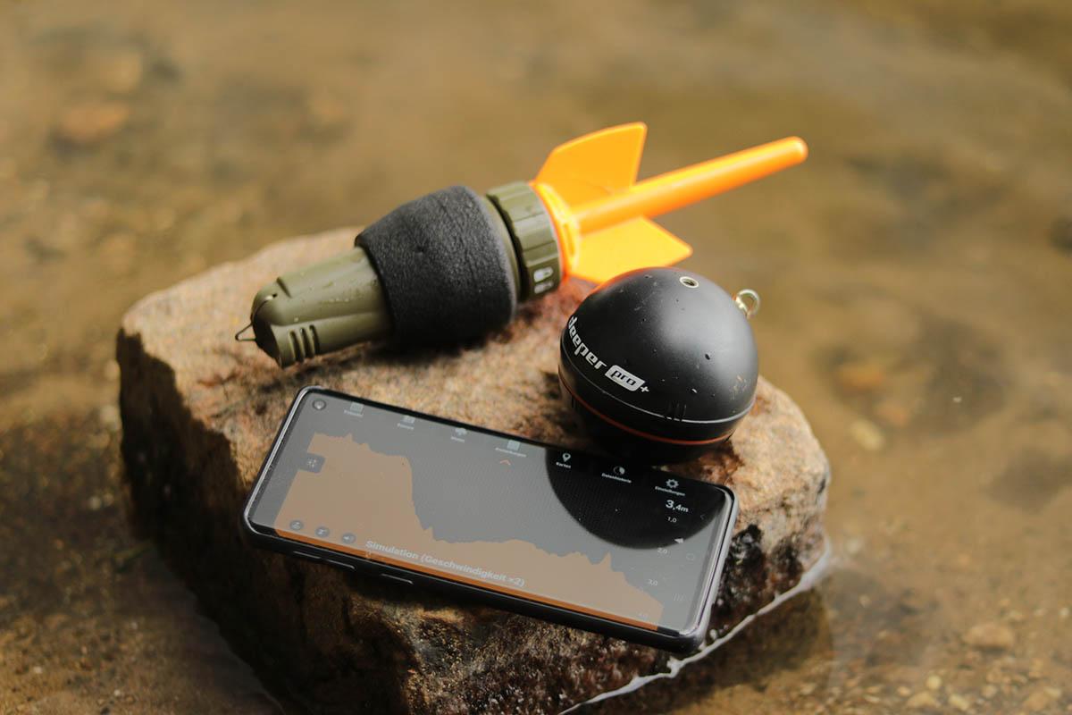 twelvefeetmag Gadget Karpfenangeln 7 -  - Unterwasserkamera, karpfenangeln, Gadgets, Drohne, Deeper Pro