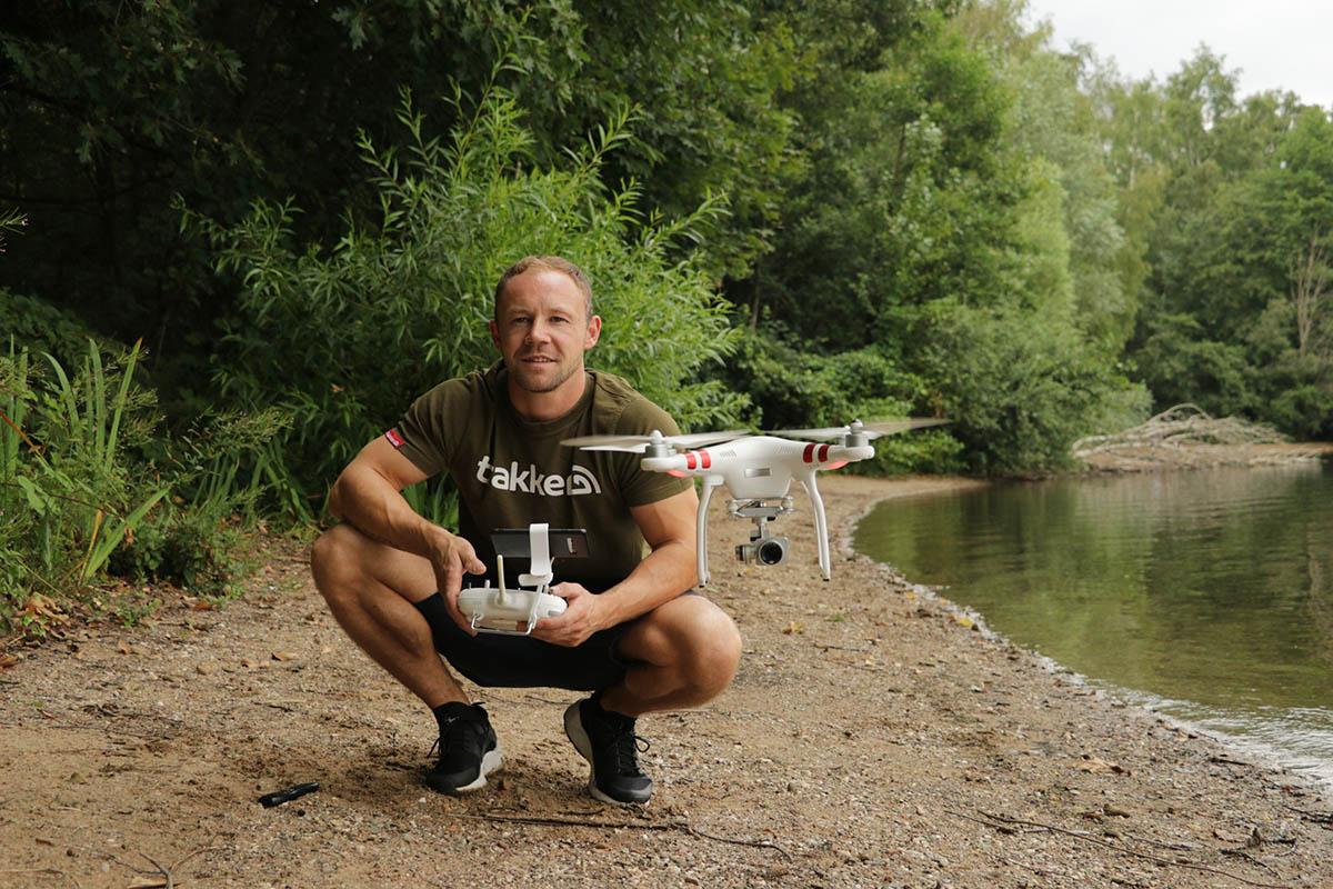 twelvefeetmag Gadget Karpfenangeln 8 -  - Unterwasserkamera, karpfenangeln, Gadgets, Drohne, Deeper Pro