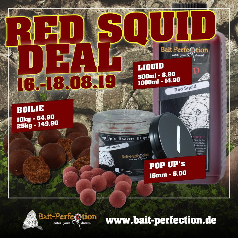 twelvefeetmag bait perfection red squid boilies 2 800x800 -  - Red Squid, boilies, Bait Perfection, Angebote