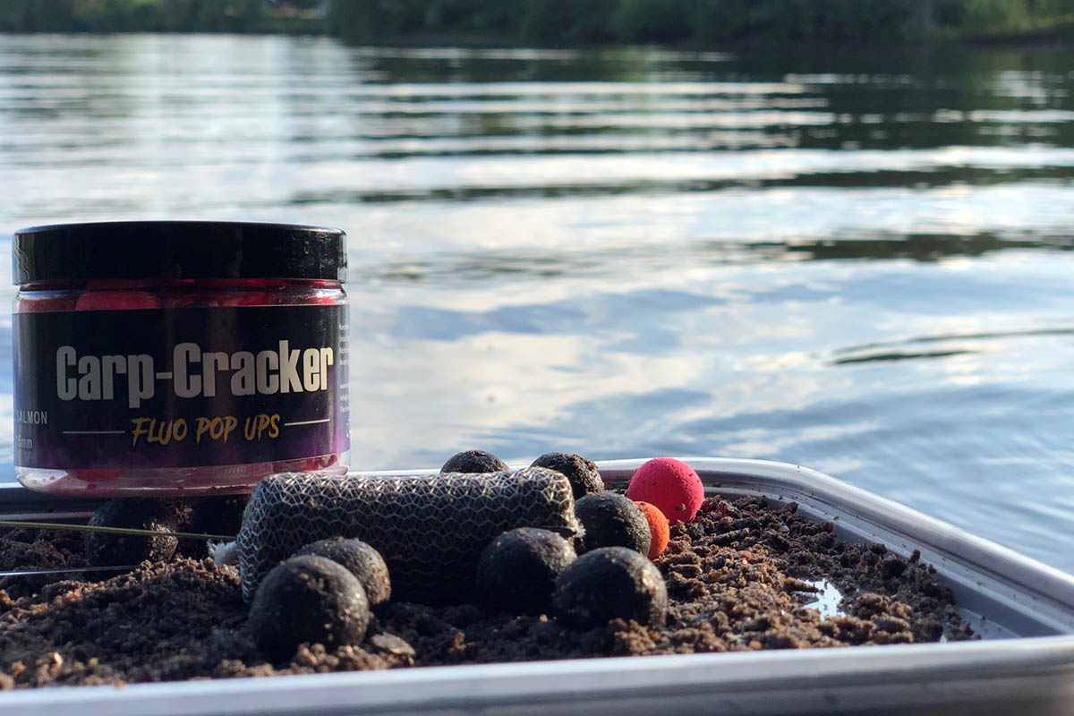 twelvefeetmag carpcracker baits short sessions 3 -  - Shorties, Short Sesisons, karpfenangeln, Carp-Cracker Baits