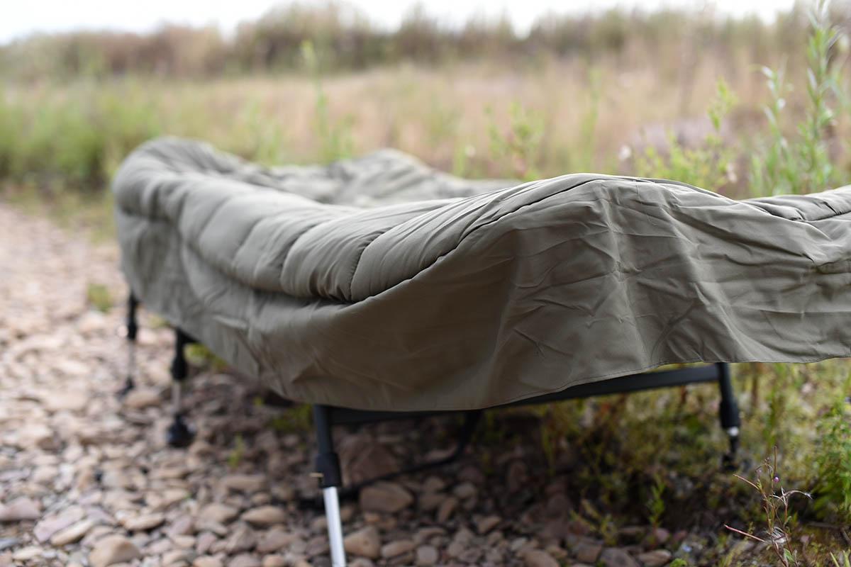twelvefeetmag carpline24 bedchair system 4 -  - Karpfenliege, Carpline24, Bedchair System, Bedchair