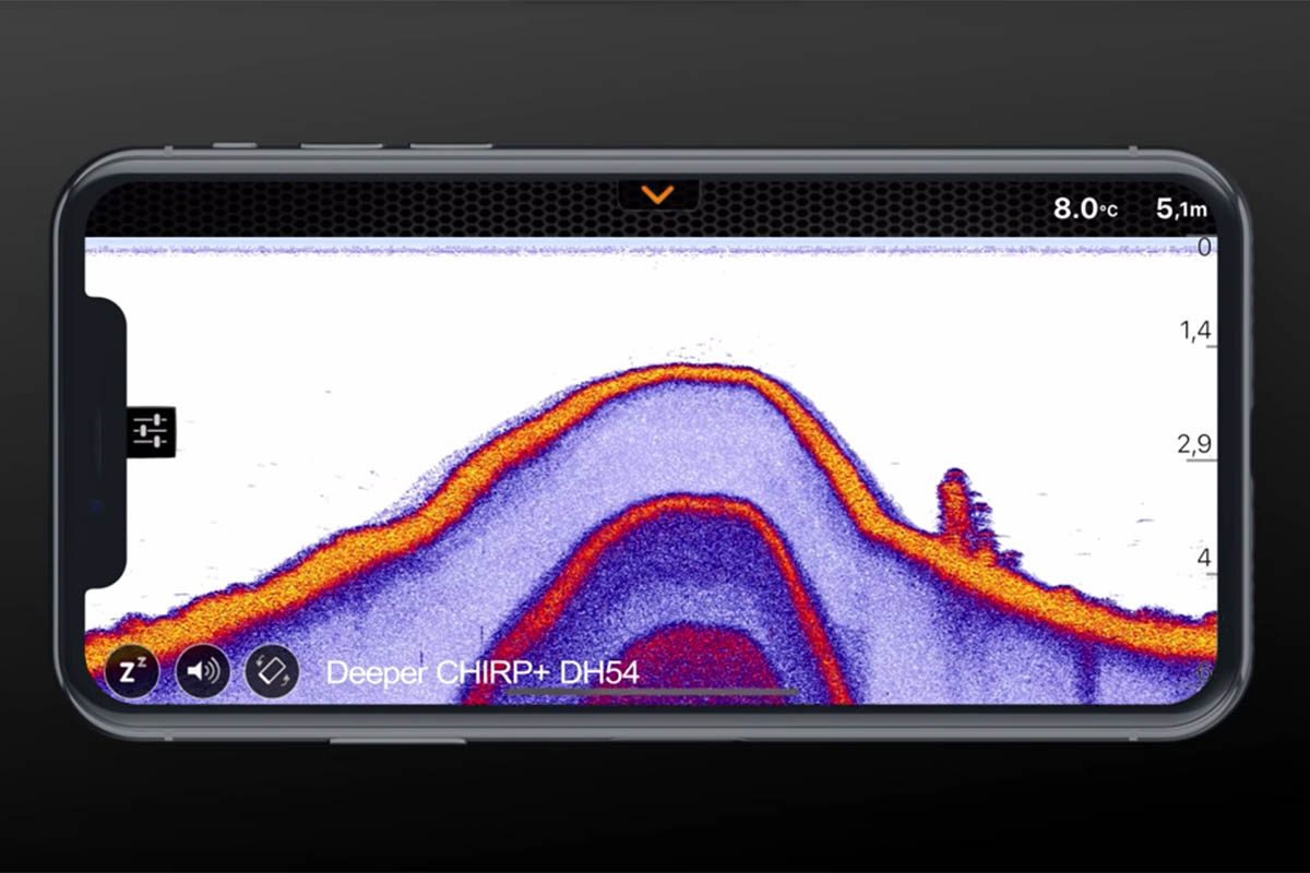 twelvefeetmag deeper chirp echolot 2 -  - sonar, deeper chirp, deeper