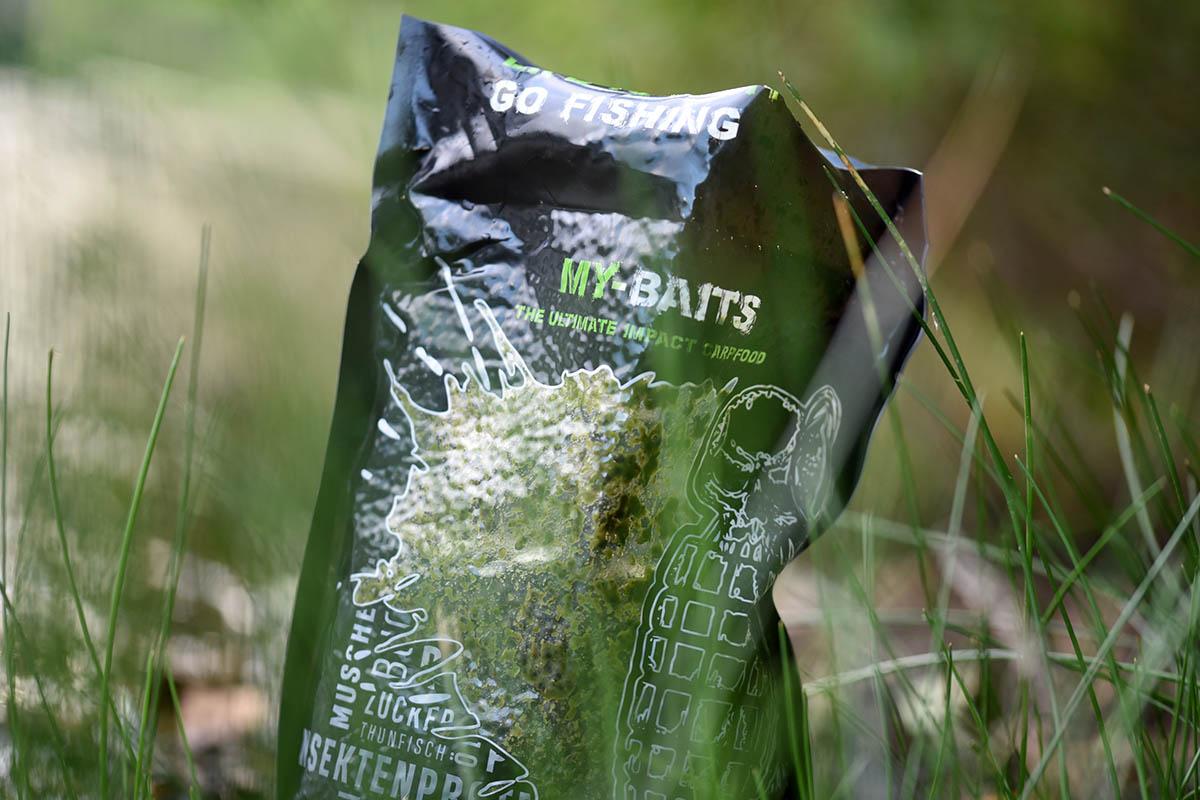 twelvefeetmag my baits hemp buckwheat mix 8 -  - Partikel, karpfenangeln, Hanf Partikelmix, Buckwheatmix