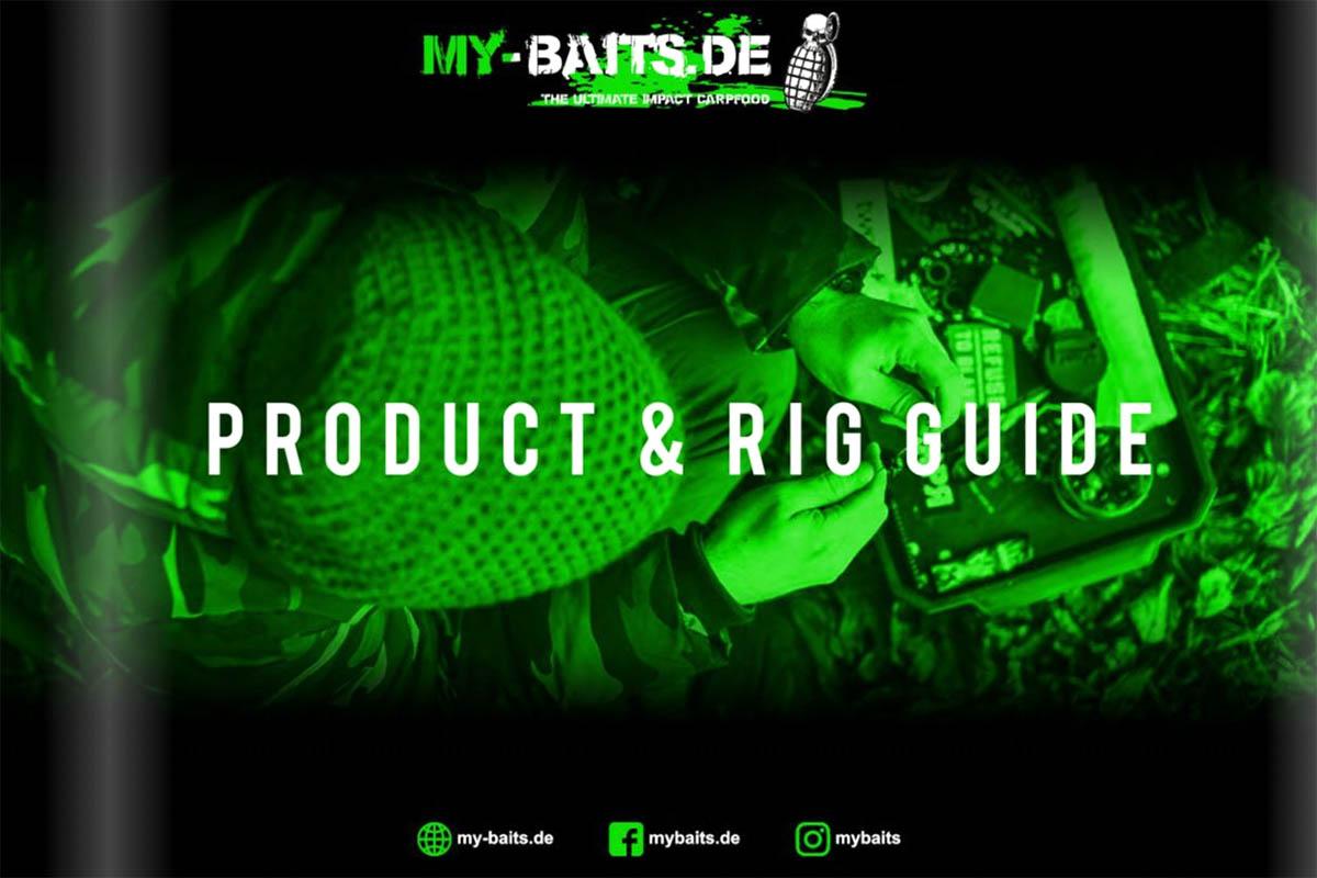 twelvefeetmag mybaits rig guide 1 -  - Rig Guide, Produkte Guide, Partikel- Karpfenangeln mit Partikeln, Partikel Guide, My Baits