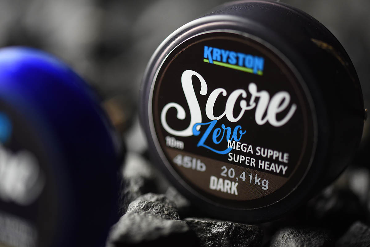 twelvefeetmag Kryston Score Lead Core 2 -  - Score, Leadcore, Lead Core, Kryston