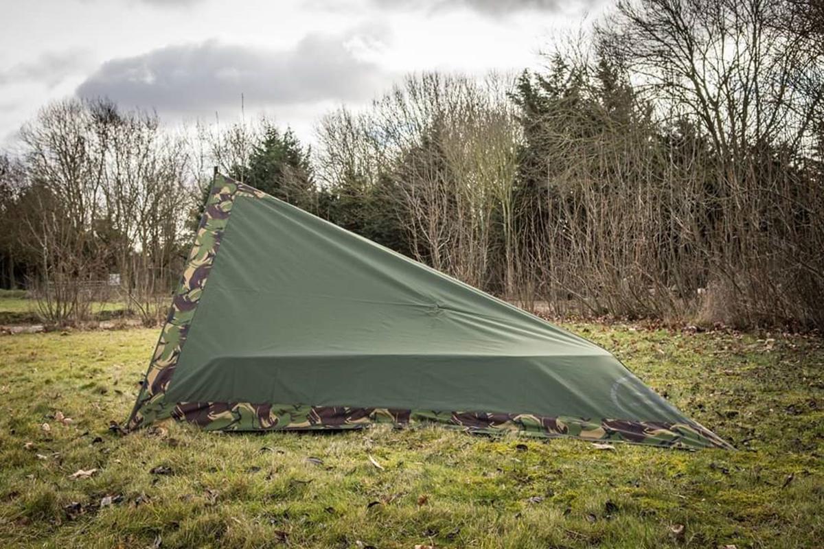 twelvefeetmag carp tarp system 1 -  - Wychwood, Tarp System