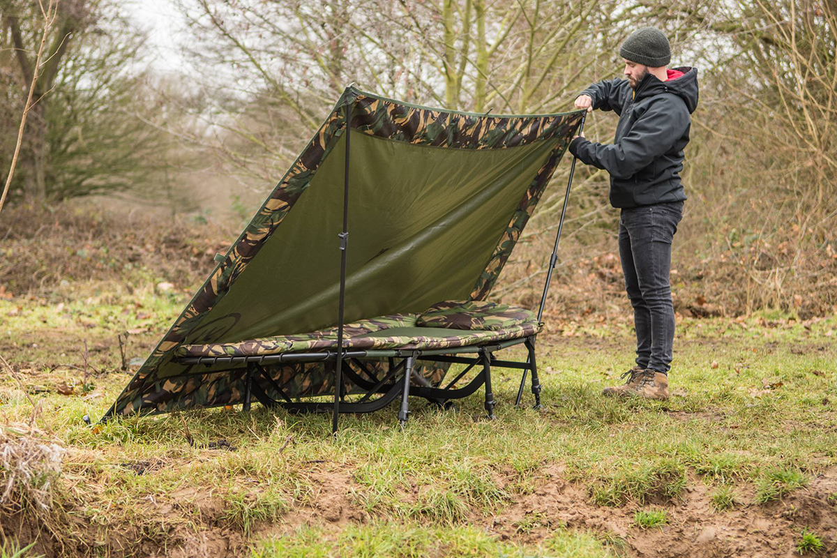twelvefeetmag carp tarp system 4 -  - Wychwood, Tarp System