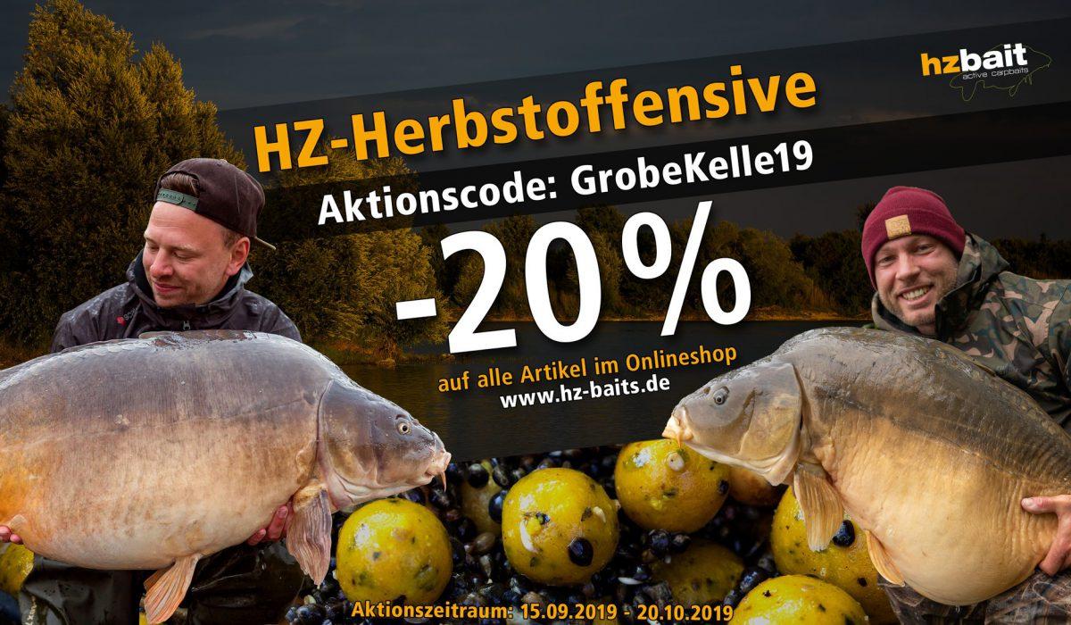 twelvefeetmag herbstoffensive HZ Baits 1 1200x700 -  - HZ-Baits, Herbst Karpfenangeln