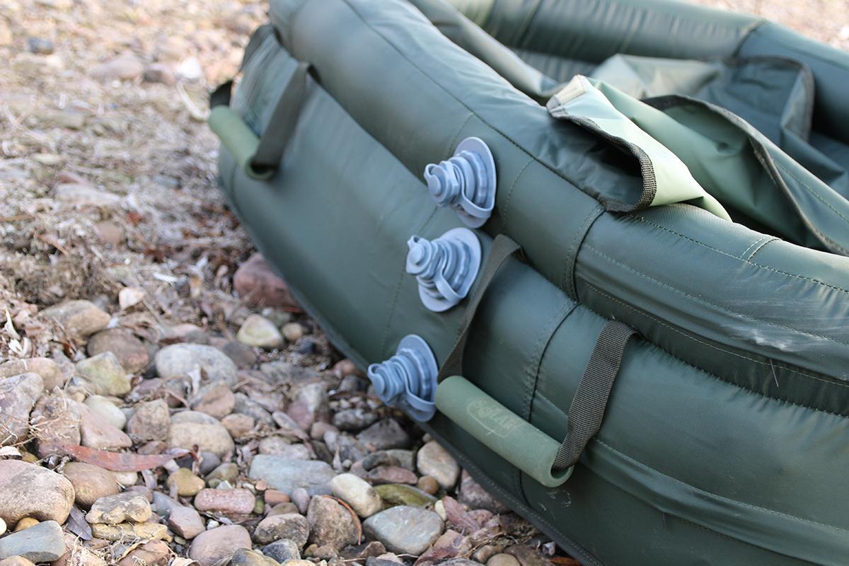 twelvefeetmag solar tackle inflatable mat 3 -  - Unhooking Mat, twelve ft., twelve feet, Tackle, SP Inflatable Unhooking Mat, Solar Tackle, Solar, karpfenangeln, gewinnspiel, Aufgabe 19, Abhakmatte