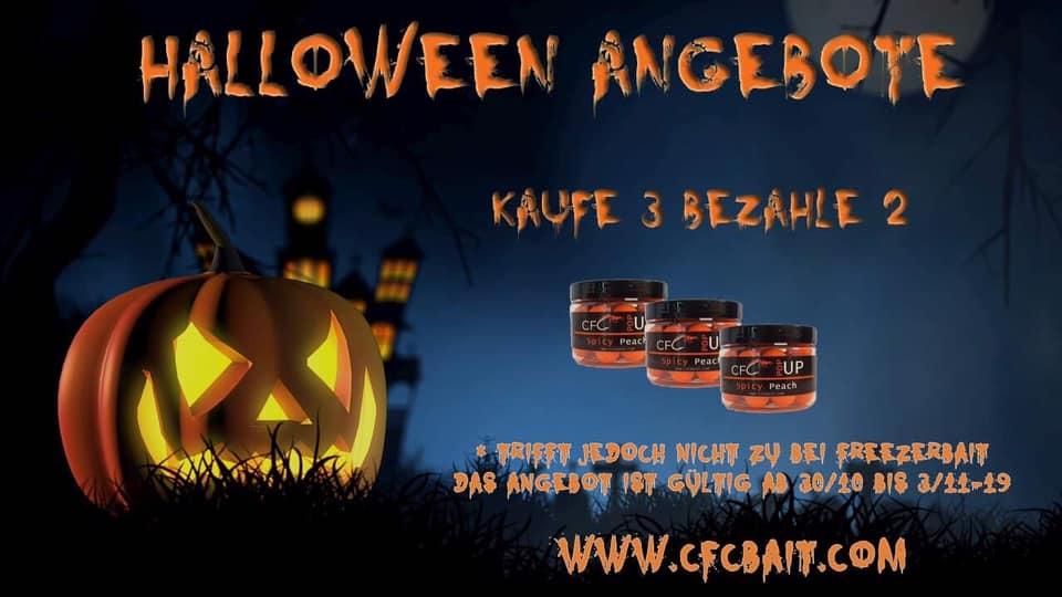 twelvefeetmag CFC Baits Halloween -  - CFC Baits
