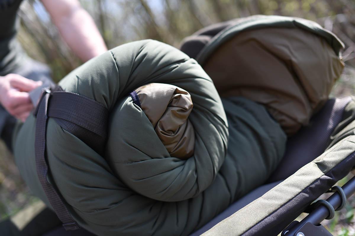 twelvefeetmag Strategy sleeping bag grade 15 -  - twelve ft. Magazin, twelve ft. ausgabe 19, twelve ft.