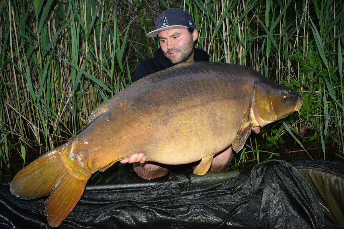 twelvefeetmag bait perfection Adrian Manhardt 24kg GLM 1 -  - Bait Perfection