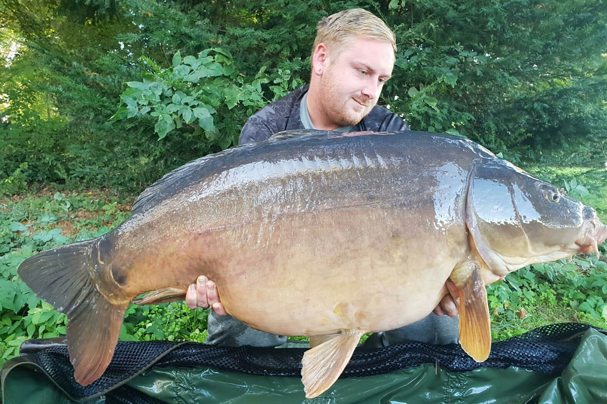 twelvefeetmag bait perfection Christian Paul 24.5kg Red Squid  -  - Bait Perfection