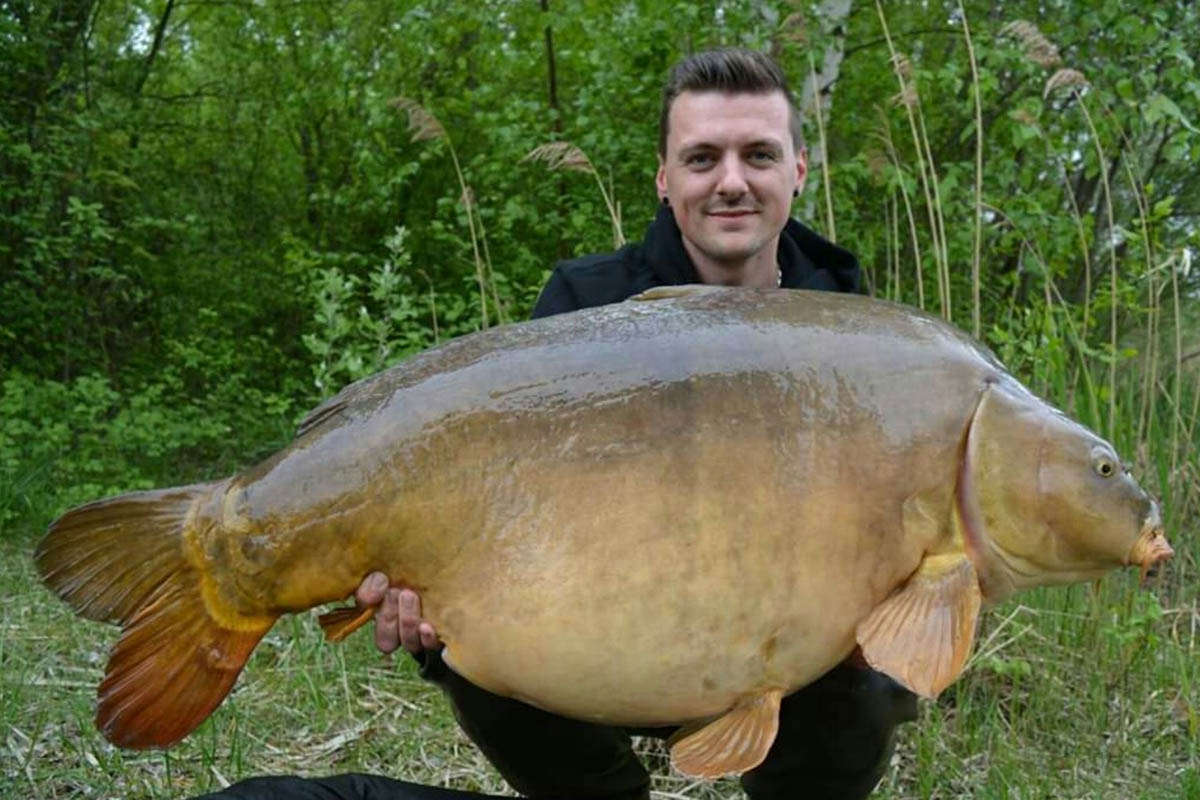 twelvefeetmag bait perfection Timo Hirschbeck 32kg Red Squid Popi  -  - Bait Perfection