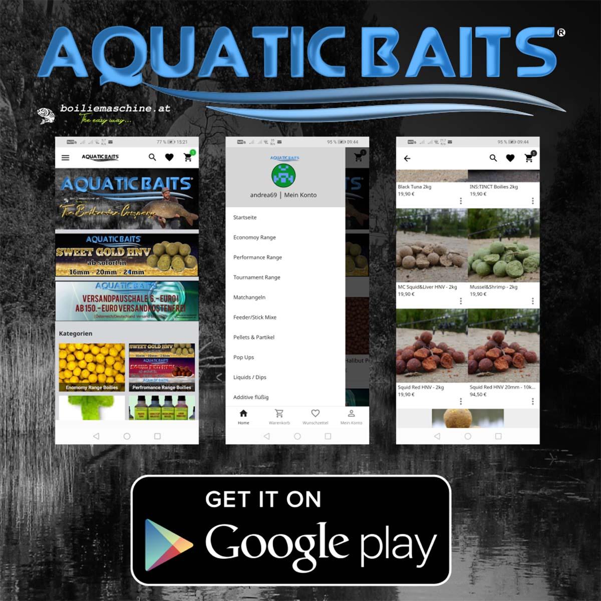 twelvefeetmag aquatic baits 3 -  - Aquatic Baits, app