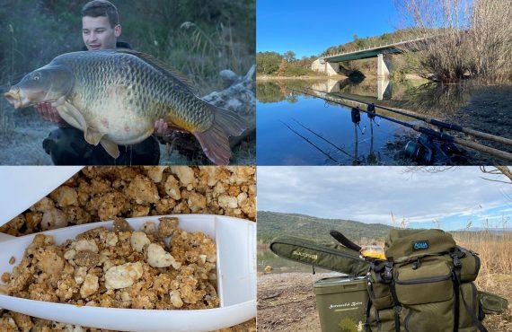 Lac de Saint Cassien – erfolgreicher Saisonstart