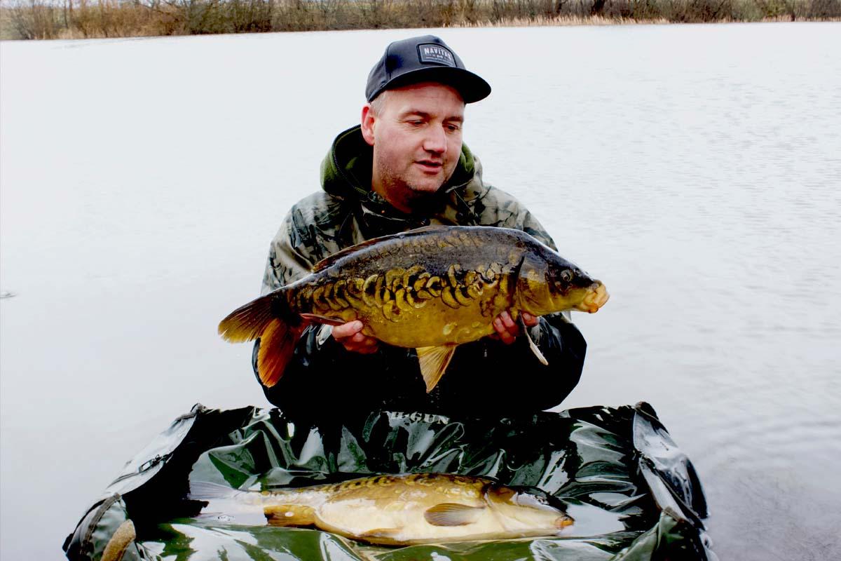 twelvefeetmag cfc bait karpfenangeln im winter in dänemark 6 -  - Karpfenangeln in Dänemark, KArpfenangeln im Winter, CFC Bait