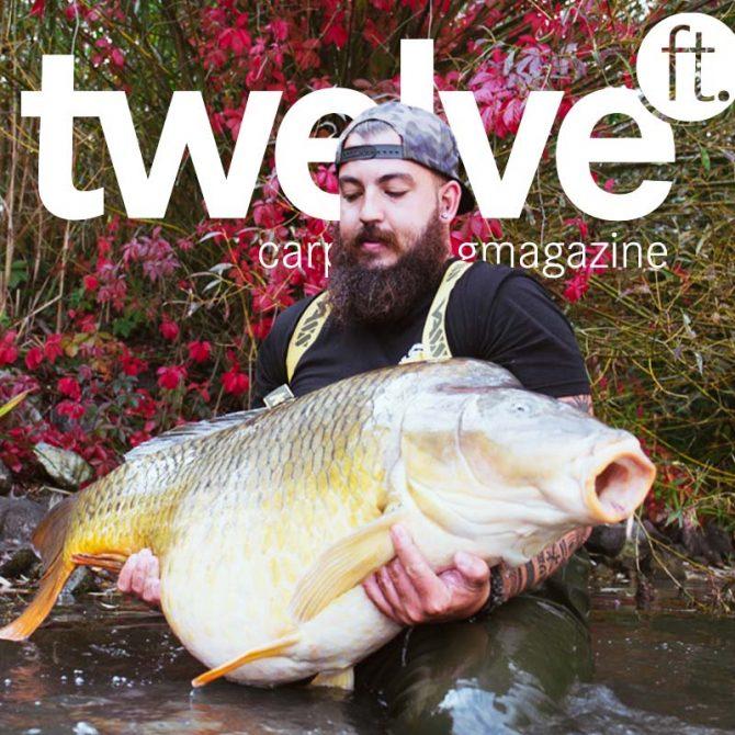 twelve ft. Karpfenmagazin Ausgabe 20