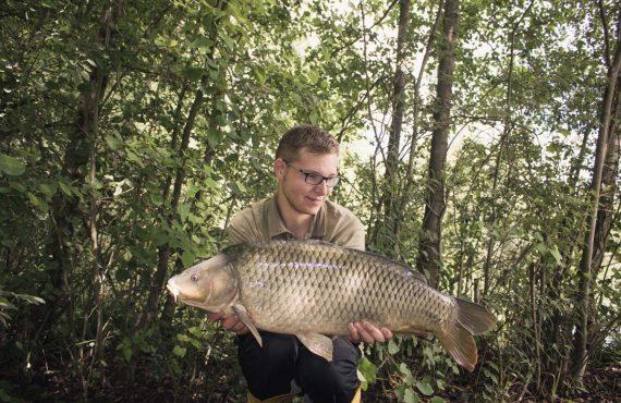 Wenig Zeit. Viel Fisch? – Tobias Veigl in Ausgabe 20