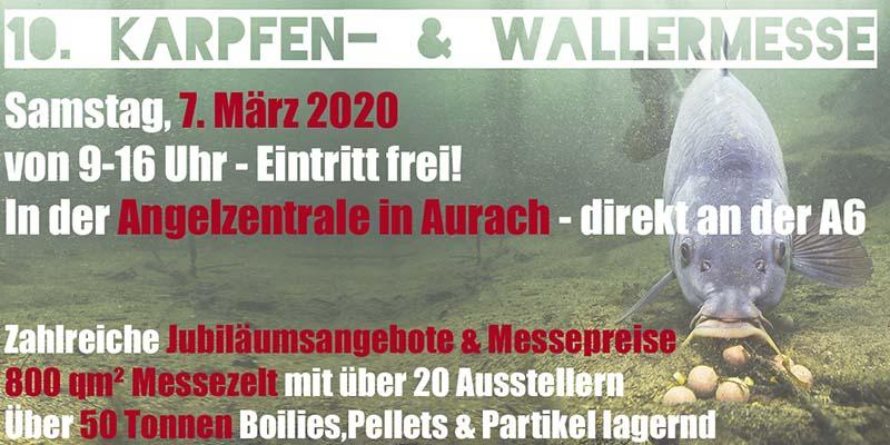 twelvefeetmag angelzentrale karpfenmesse wallermesse 4 -  - Karpfenmesse, angelzentrale herrieden, Angelzentrale