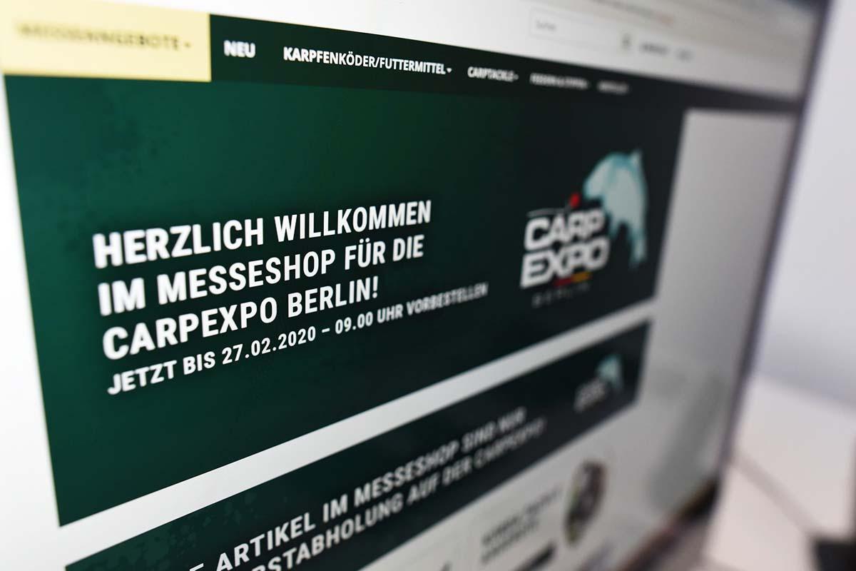 twelvefeetmag successful baits carp expo berlin 1 -  - successful-baits, Messeshop, Limited Scoberry, Carp Expo Berlin