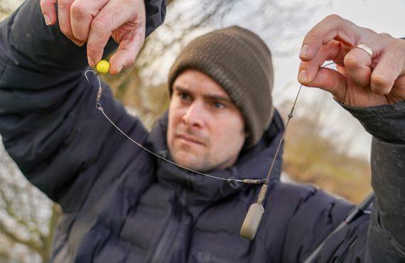 Karpfenangeln im März – Tipps und Tricks von James Armstrong