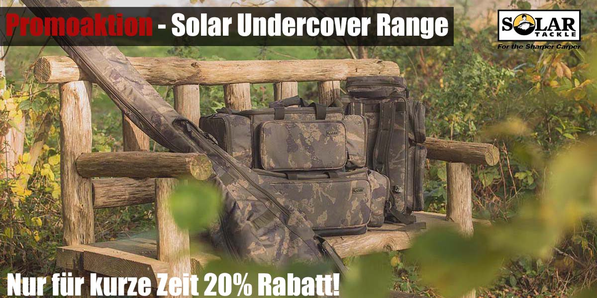 twelvefeetmag angelzentrale solar tackle undercover range 5 -  - angelzentrale herrieden, Angelzentrale