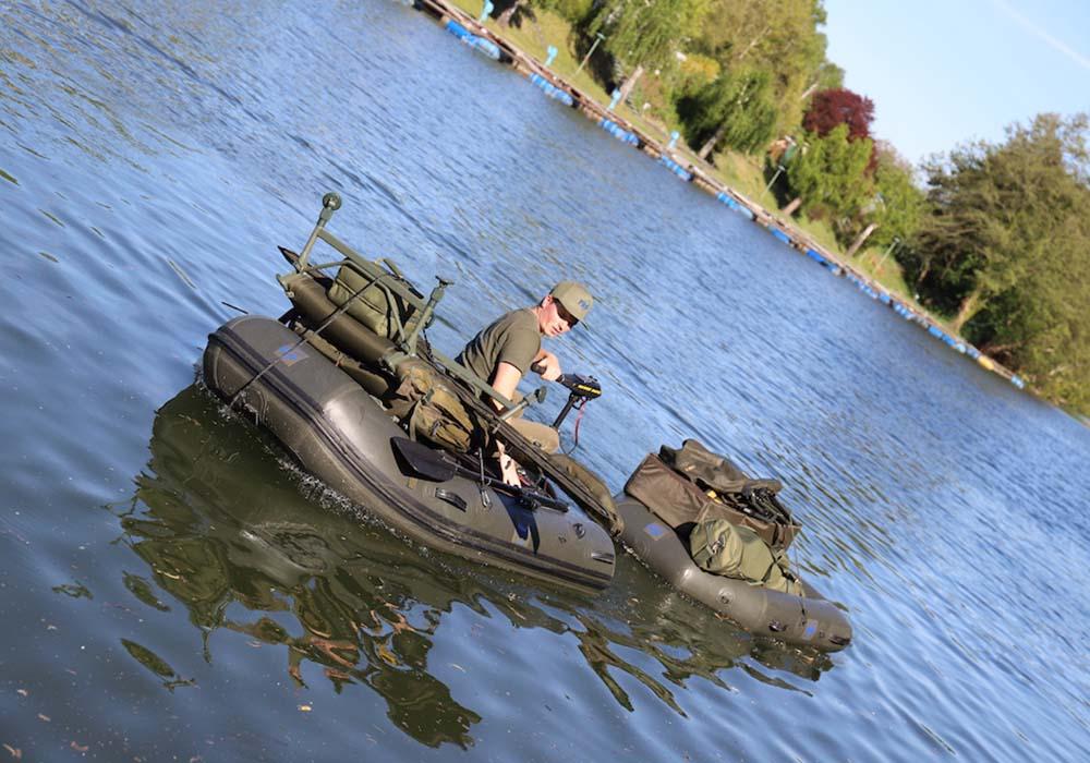 twelvefeetmag pt baits schlauchboot zum karpfenangeln 4 -  - Schlauchboot zum Karpfenangeln, Schlauchboot, PR Baits