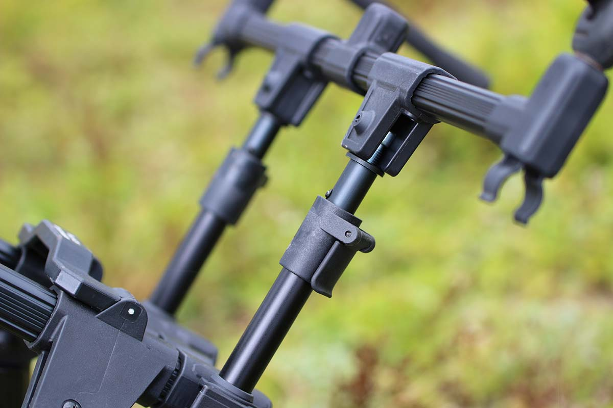 twelvefeetmag anaconda black barrier rod pod 3 -  - Anaconda Black Barrier Rod Pod