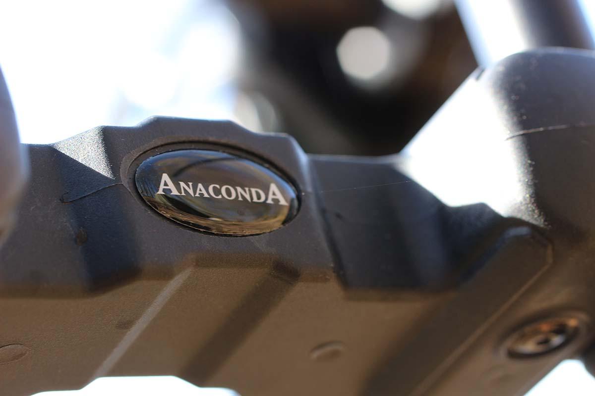 twelvefeetmag anaconda black barrier rod pod 6 -  - Anaconda Black Barrier Rod Pod