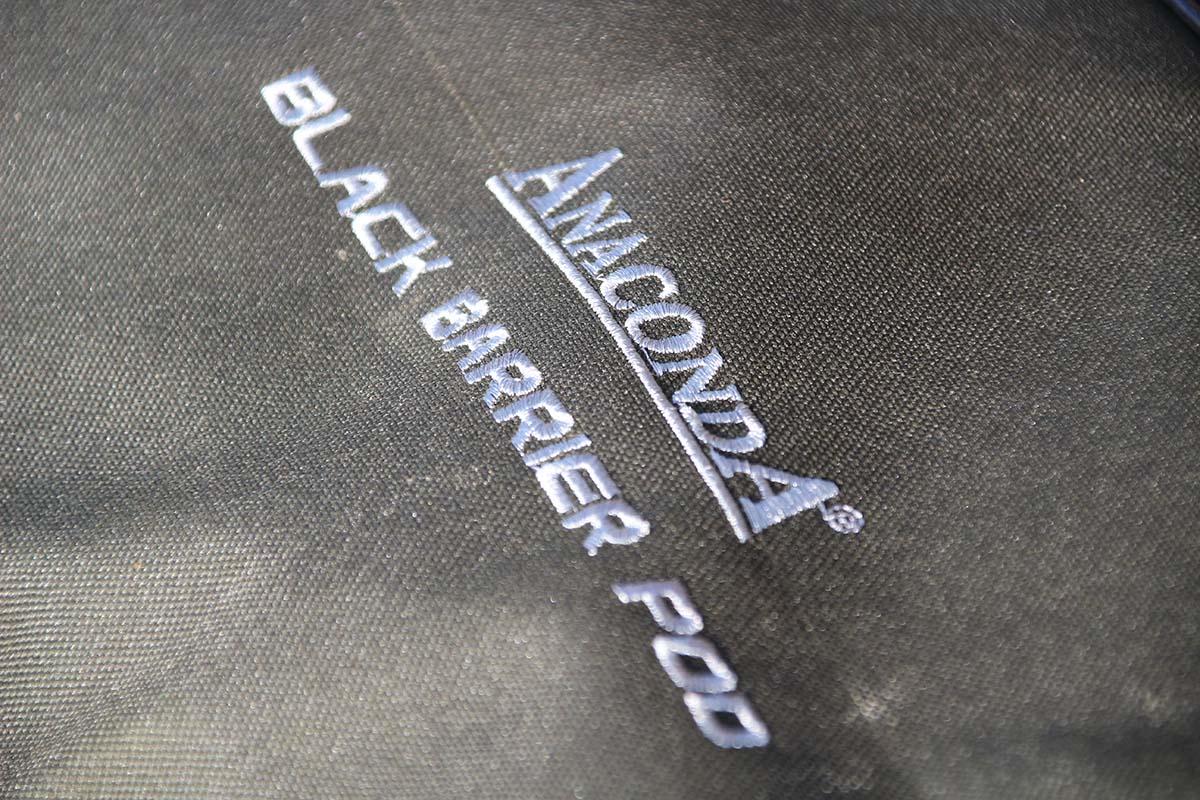 twelvefeetmag anaconda black barrier rod pod 9 -  - Anaconda Black Barrier Rod Pod