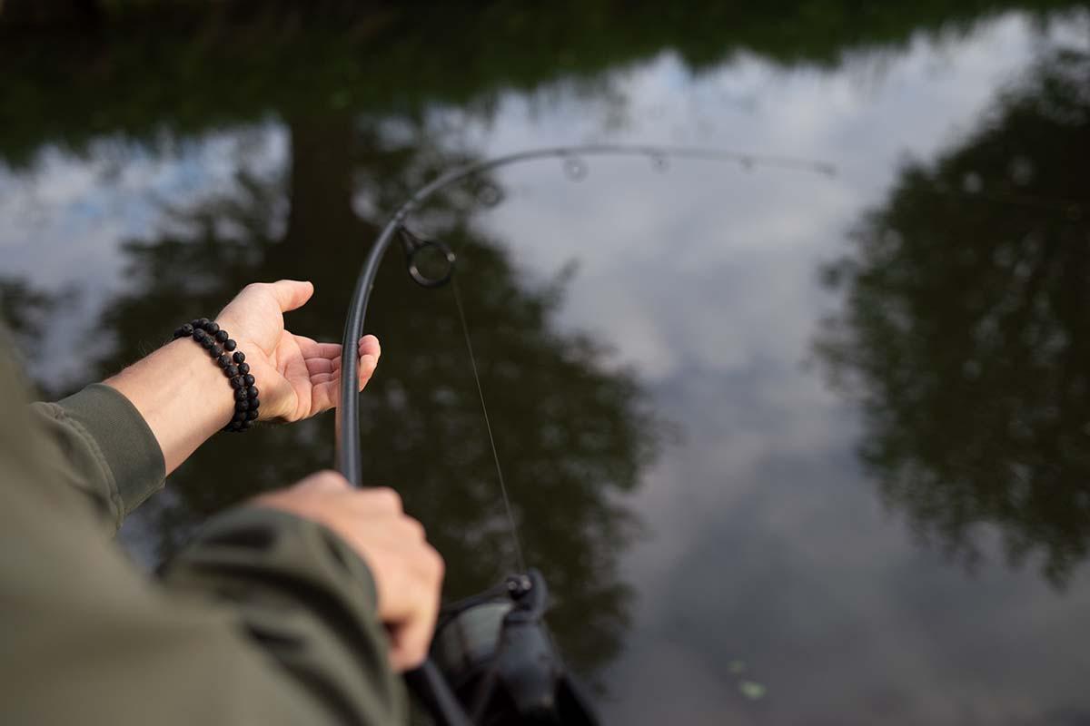 twelvefeetmag karpfenangeln an kleinen flüssen 7 -  - Karpfenangeln an kleinen Flüsse