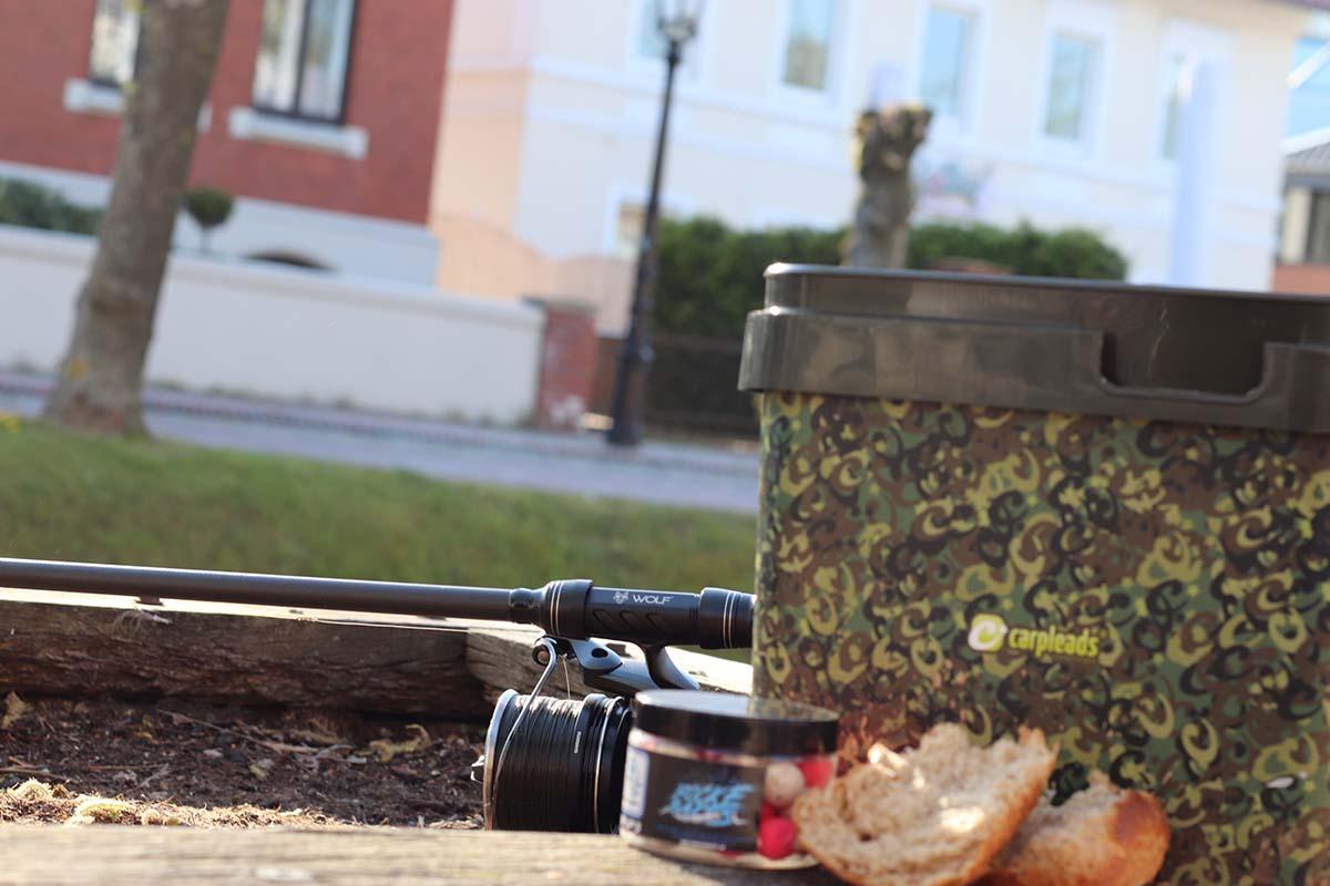 twelvefeetmag oliver mügge karpfenangeln urban style 3 -  - WolfINT, Wolf International, Oliver Mügge, Karpfenangeln urban style