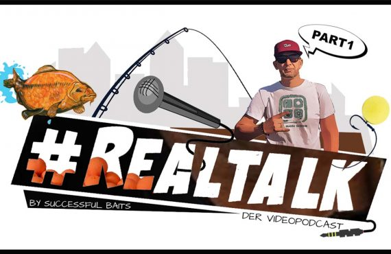 Realtalk #1 – neuer Videopodcast von Successful Baits