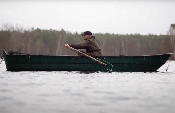 Karpfenangeln mit dem Boot – Neues Video von Avid online