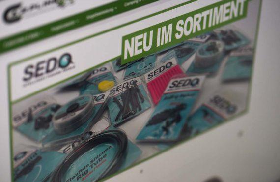 Sedo – Intelligent Fishing Tackle bei Carpline24 erhältlich