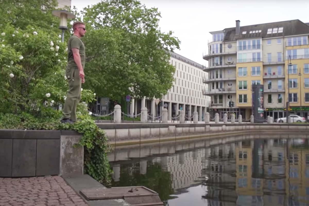 twelvefeetmag karpfenangeln in der stadt 3 -  - Nash Tackle, Nash Deutschland Österreich, Karpfenangeln urban style, Karpfenangeln in der Stadt