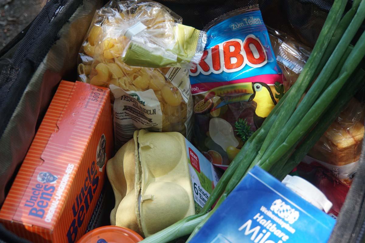 twelvefeetmag essen ohne kühlung am wasser 2 -  - Essen ohne Kühlung, Essen beim Karpfenangeln