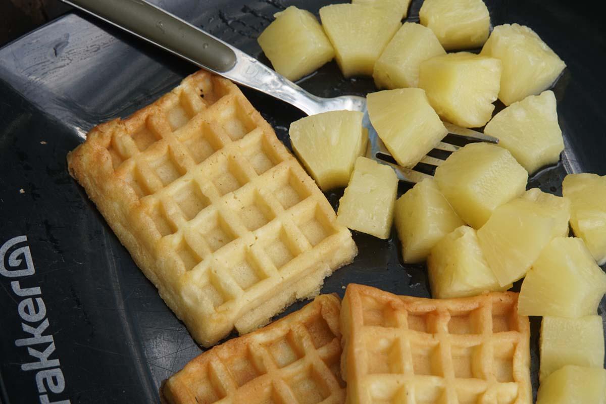 twelvefeetmag essen ohne kühlung am wasser 5 -  - Essen ohne Kühlung, Essen beim Karpfenangeln