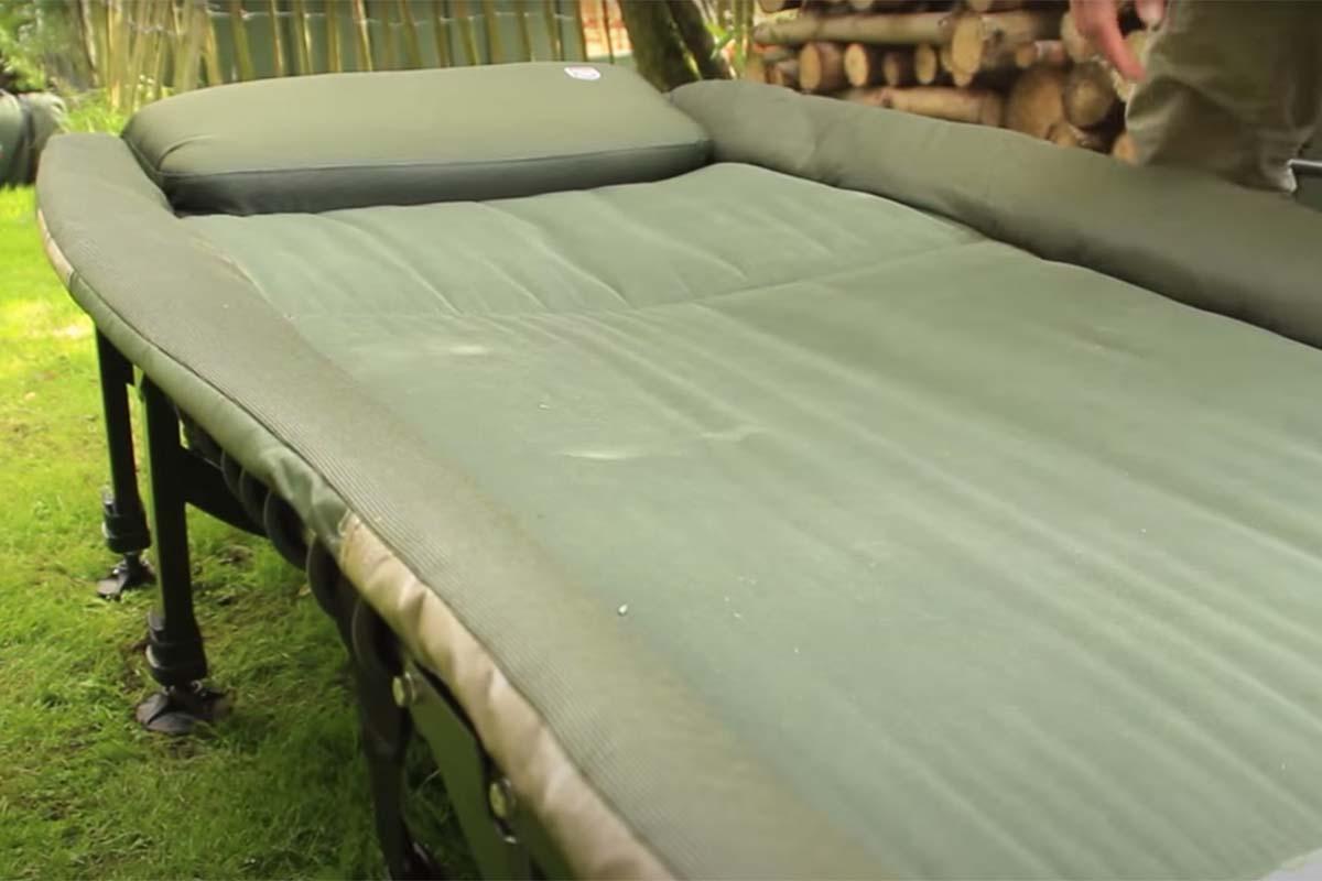 twelvefeetmag ehmanns hot spot advantage bedchair 1 -  - Hot Spot Advantage Bedchair, ehmanns fishing, Ehmanns