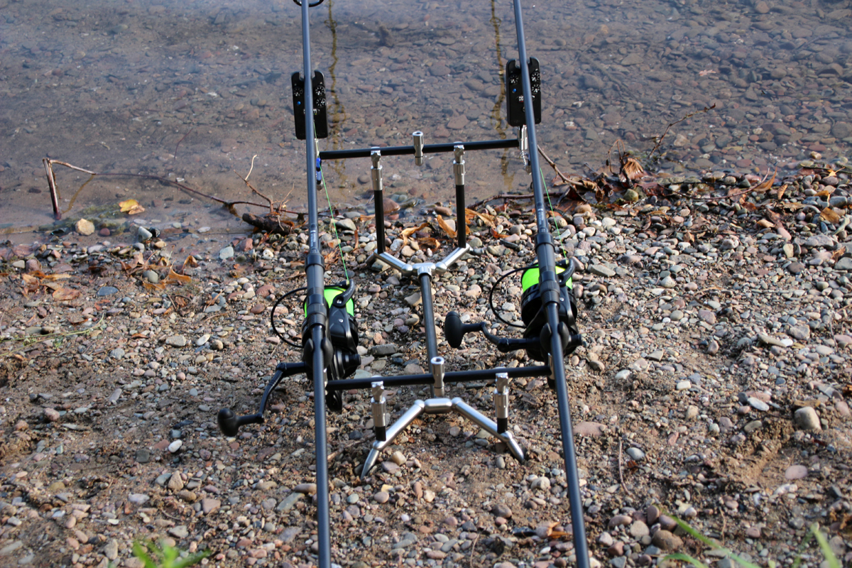 twelvefeetmag Summit Tackle Colosseum Rod Pod 9 -  - Summit Tackle
