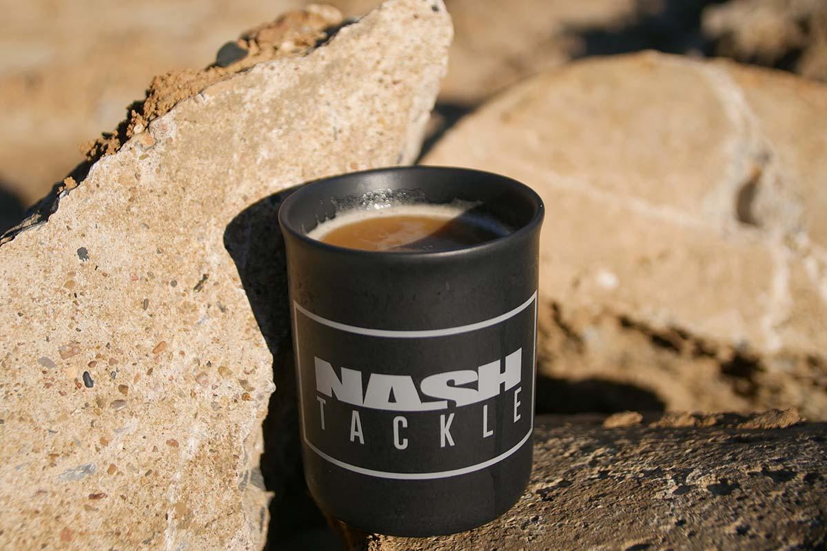 twelvefeetmag kaffee am wasser 3 -  - Kaffee beim Karpfenangeln, Kaffee am Wasser