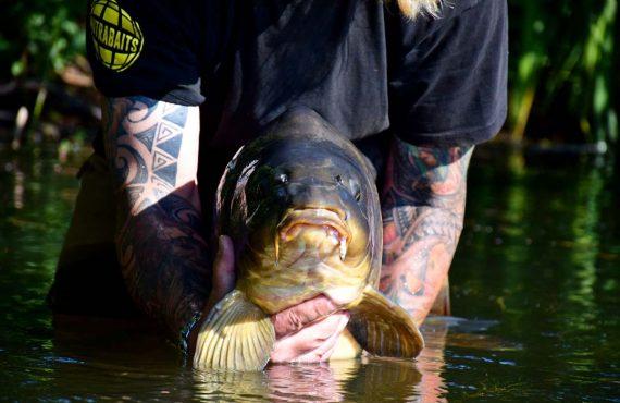 Neues Gewässer, neue Herausforderung – Volker Protzek