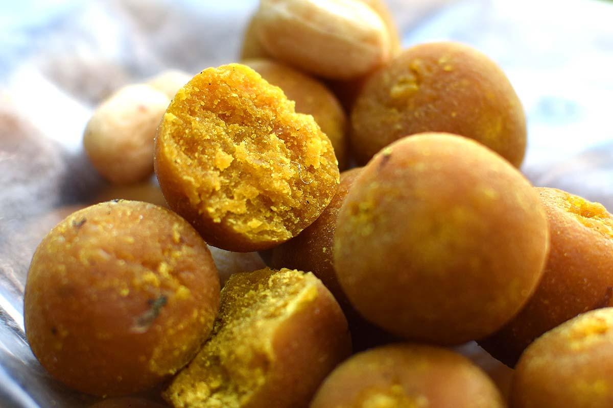 twelvefeetmag peanuts boilie carpforce 3 -  - Peanuts, Carp Force