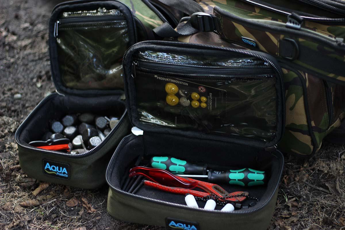 twelvefeetmag rucksack zum karpfenangeln 3 -  - Rucksack zum Karpfenangeln, Aqua Products, Aqua Deluxe Roving Rucksack