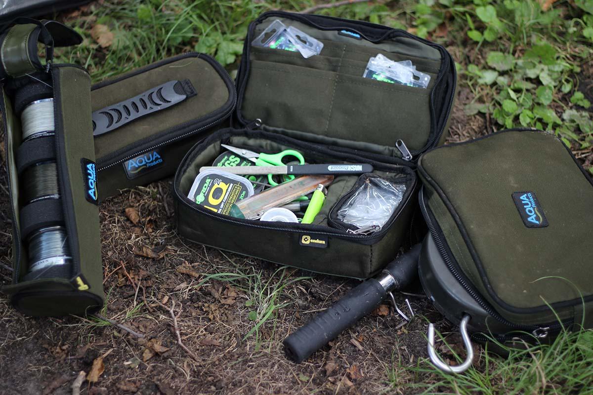 twelvefeetmag rucksack zum karpfenangeln 9 -  - Rucksack zum Karpfenangeln, Aqua Products, Aqua Deluxe Roving Rucksack