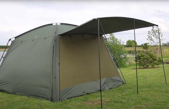 Screen House RT – Ein Zelt für lange Karpfensessions