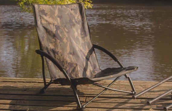 Undercover Camo Stühle von Solar Tackle