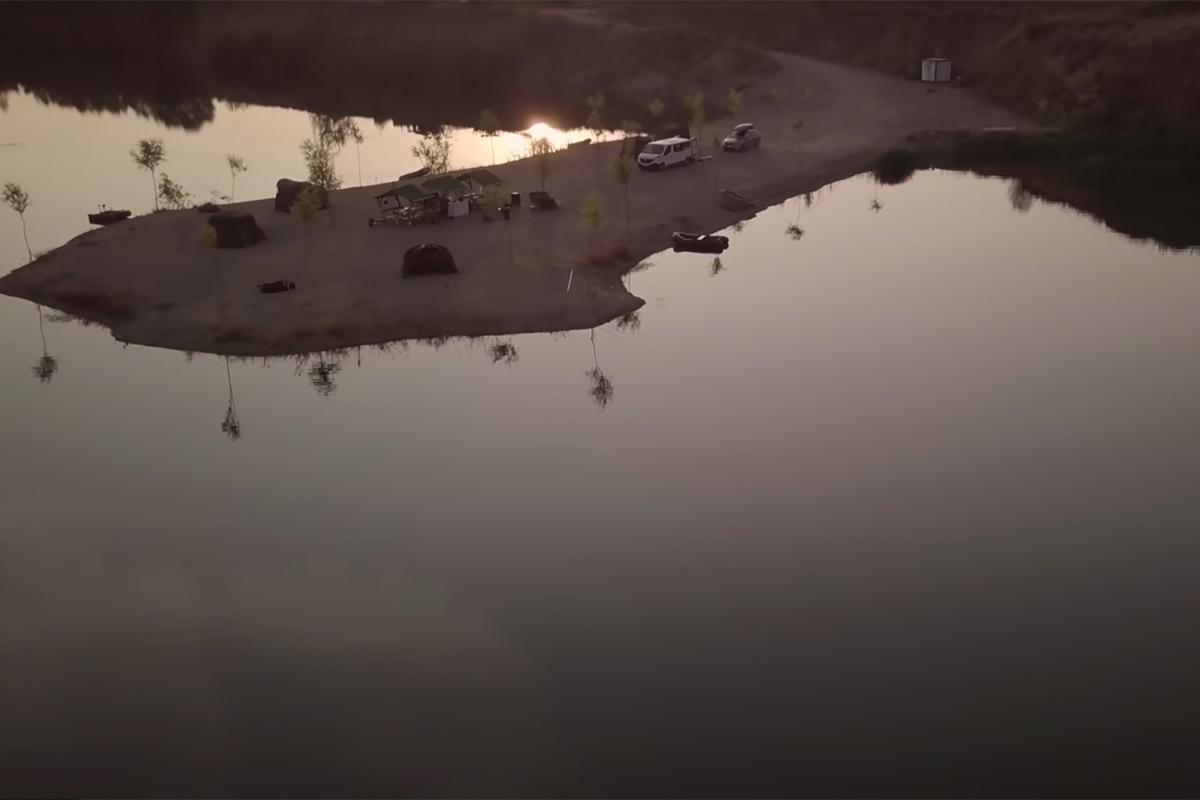 twelvefeetmag Monster Carp Lake 1 -  - Monster Carp Lake